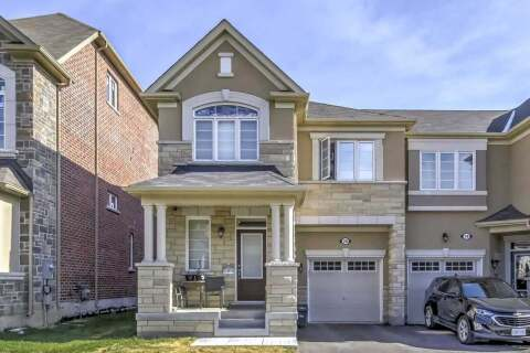 Townhouse for sale at 20 Ness Dr Richmond Hill Ontario - MLS: N4838537