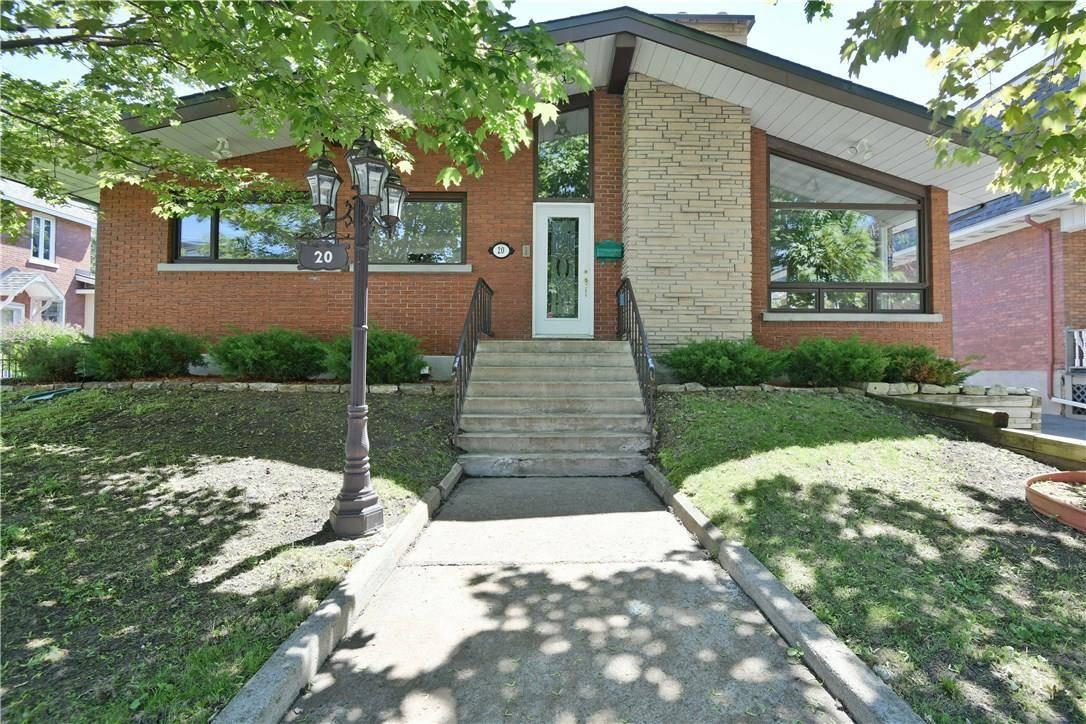 House for sale at 20 Noel St Ottawa Ontario - MLS: 1155986