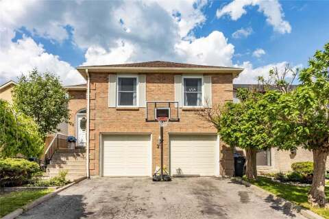 House for sale at 20 Nutmeg St Brampton Ontario - MLS: W4783648