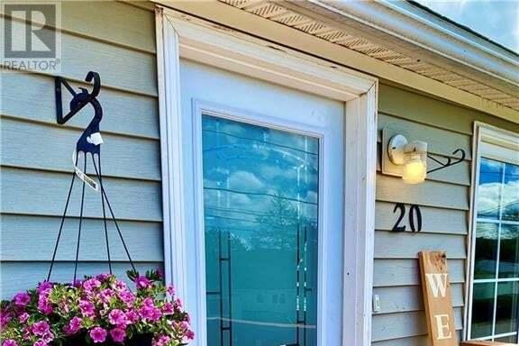 House for sale at 20 Oakland St Saint John New Brunswick - MLS: NB043986