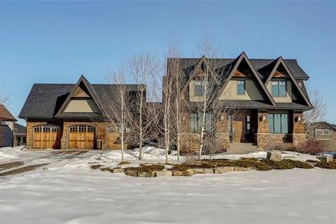 House for sale at 20 October Gold Gt Rural Rocky View County Alberta - MLS: C4287796