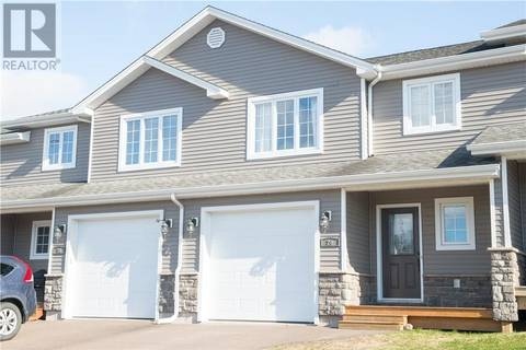 Townhouse for sale at 20 Oxiard St Dieppe New Brunswick - MLS: M122768