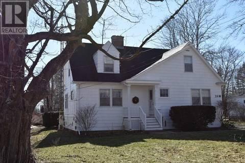 House for sale at 20 Park St Middleton Nova Scotia - MLS: 201900114