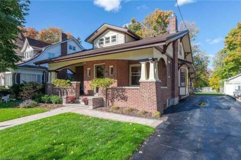 House for sale at 20 Parkway Dr Welland Ontario - MLS: X4961973