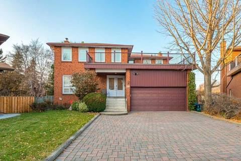 House for sale at 20 Parravano Ct Toronto Ontario - MLS: C4641310