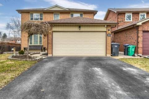 House for sale at 20 Peggy Ct Brampton Ontario - MLS: W4726797