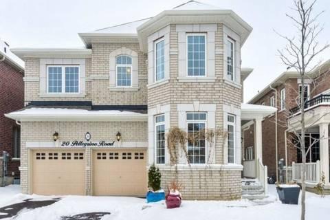 House for sale at 20 Pellegrino Rd Brampton Ontario - MLS: W4690336