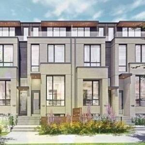 Townhouse for rent at 20 Perth Ave Unit 05 Toronto Ontario - MLS: C4635591