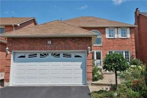 House for rent at 20 Plover Pl Brampton Ontario - MLS: W4838244