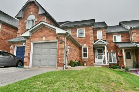 Townhouse for sale at 20 Primeau Dr Aurora Ontario - MLS: N4903821
