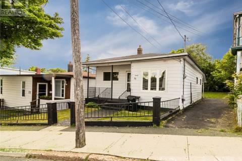 House for sale at 20 Rankin St St. John's Newfoundland - MLS: 1198933