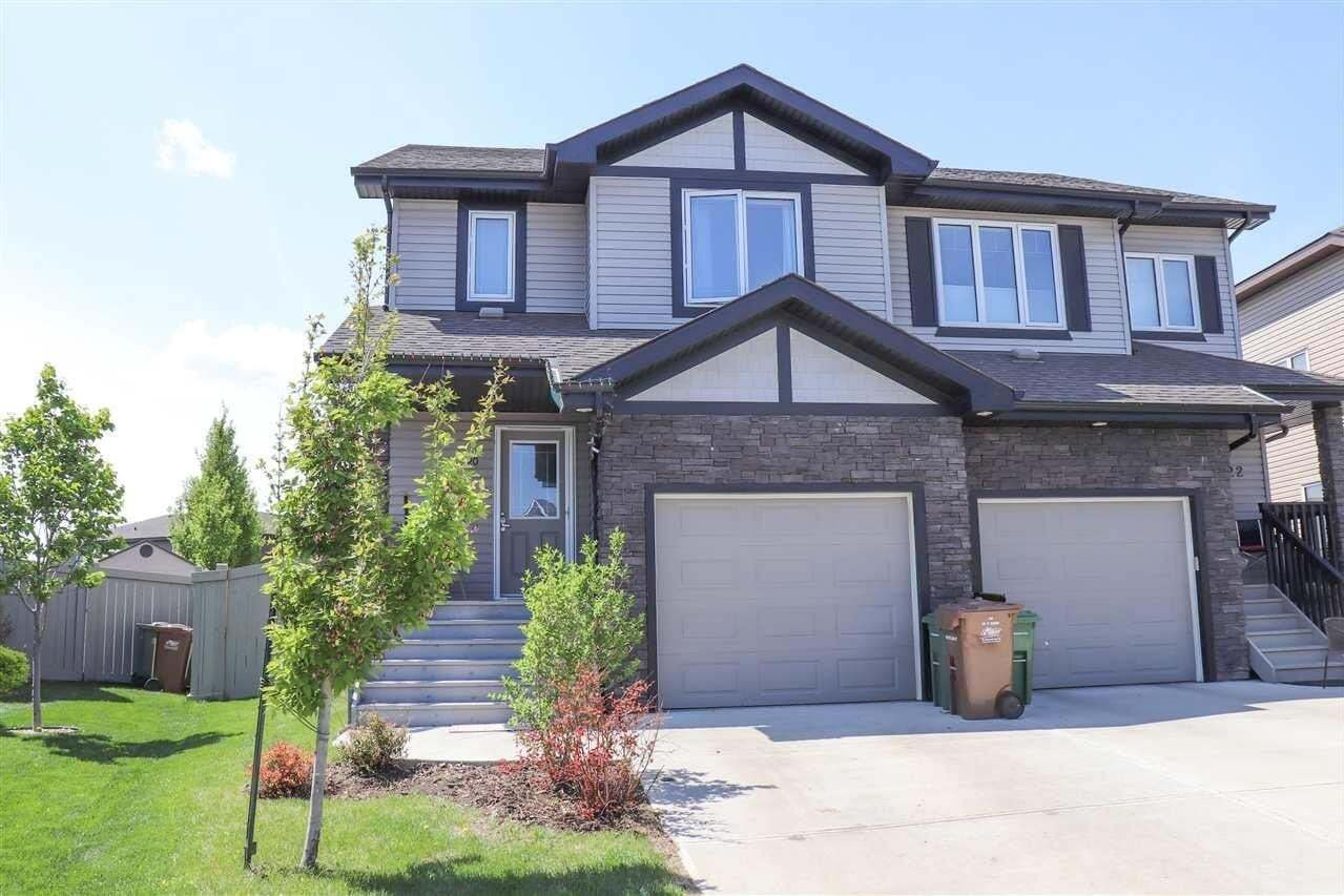 Townhouse for sale at 20 Red Tail Wy St. Albert Alberta - MLS: E4199590