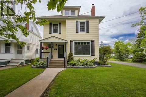 House for sale at 20 Regent St Amherst Nova Scotia - MLS: 201909258