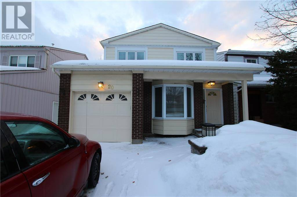 House for rent at 20 Riding Wy Ottawa Ontario - MLS: 1182917