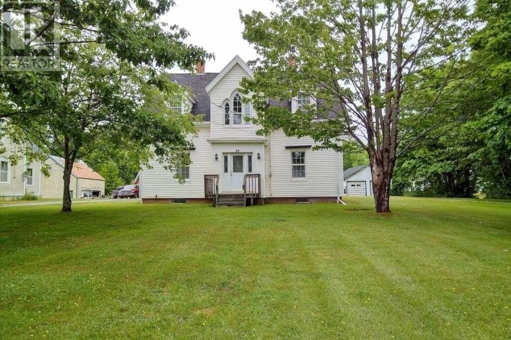 House for sale at 20 River Rd River John Nova Scotia - MLS: 202011855