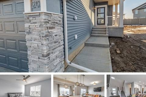 Townhouse for sale at 20 Robin Wy St. Albert Alberta - MLS: E4150057