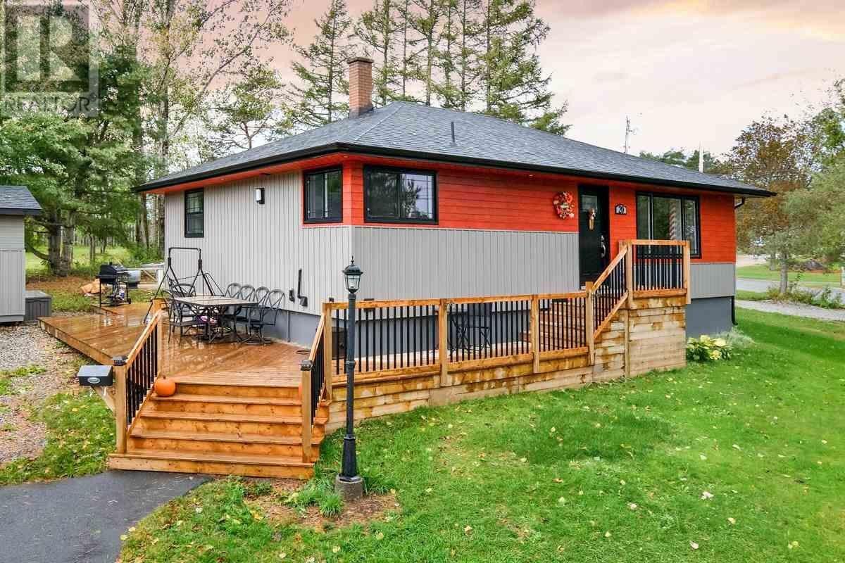 House for sale at 20 Roslyn St Sydney River Nova Scotia - MLS: 202021303