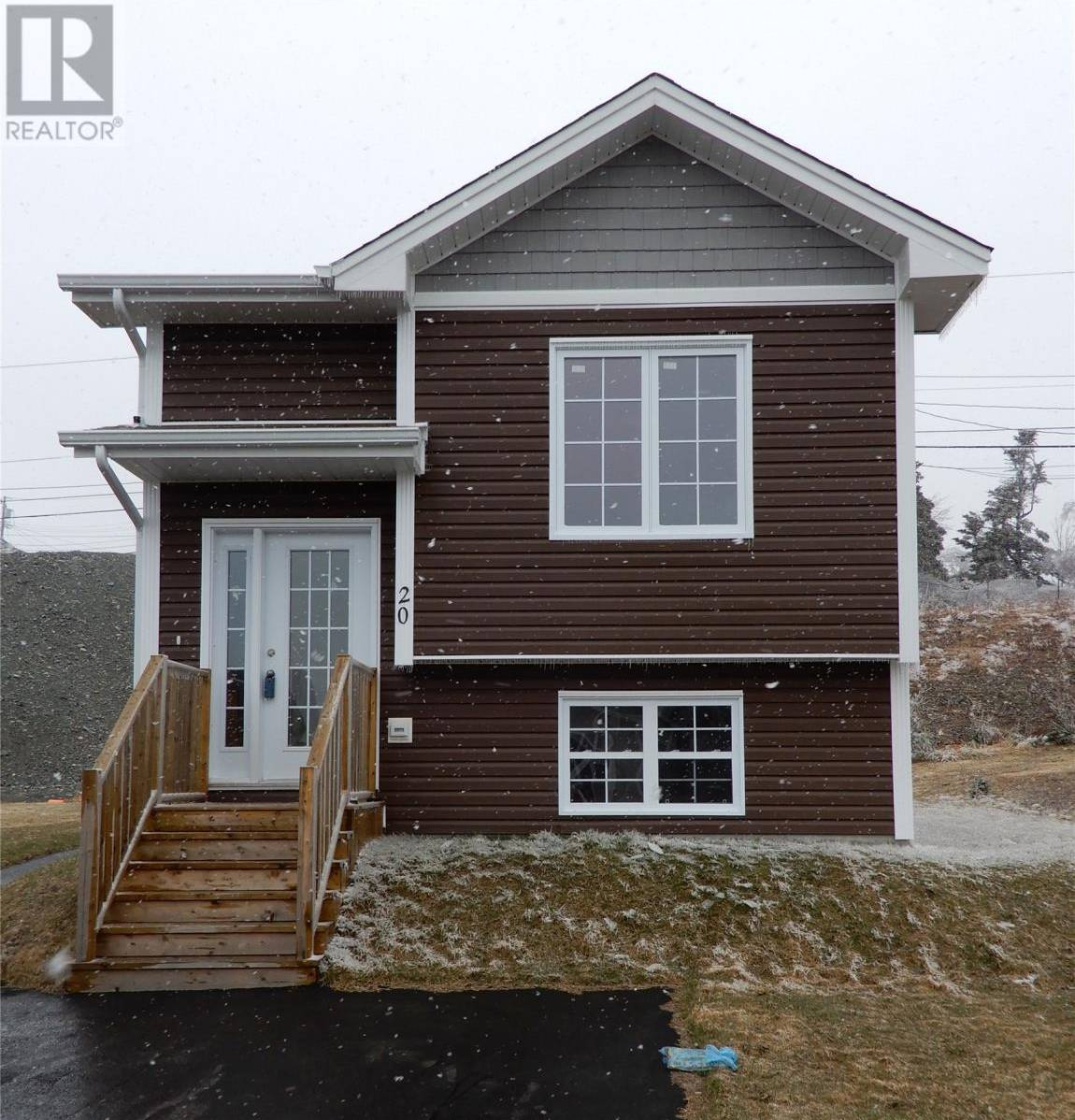 House for sale at 20 Rotary Dr St. John's Newfoundland - MLS: 1199834
