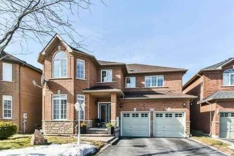 Home for rent at 20 Rouge Fairway St Markham Ontario - MLS: N4853729