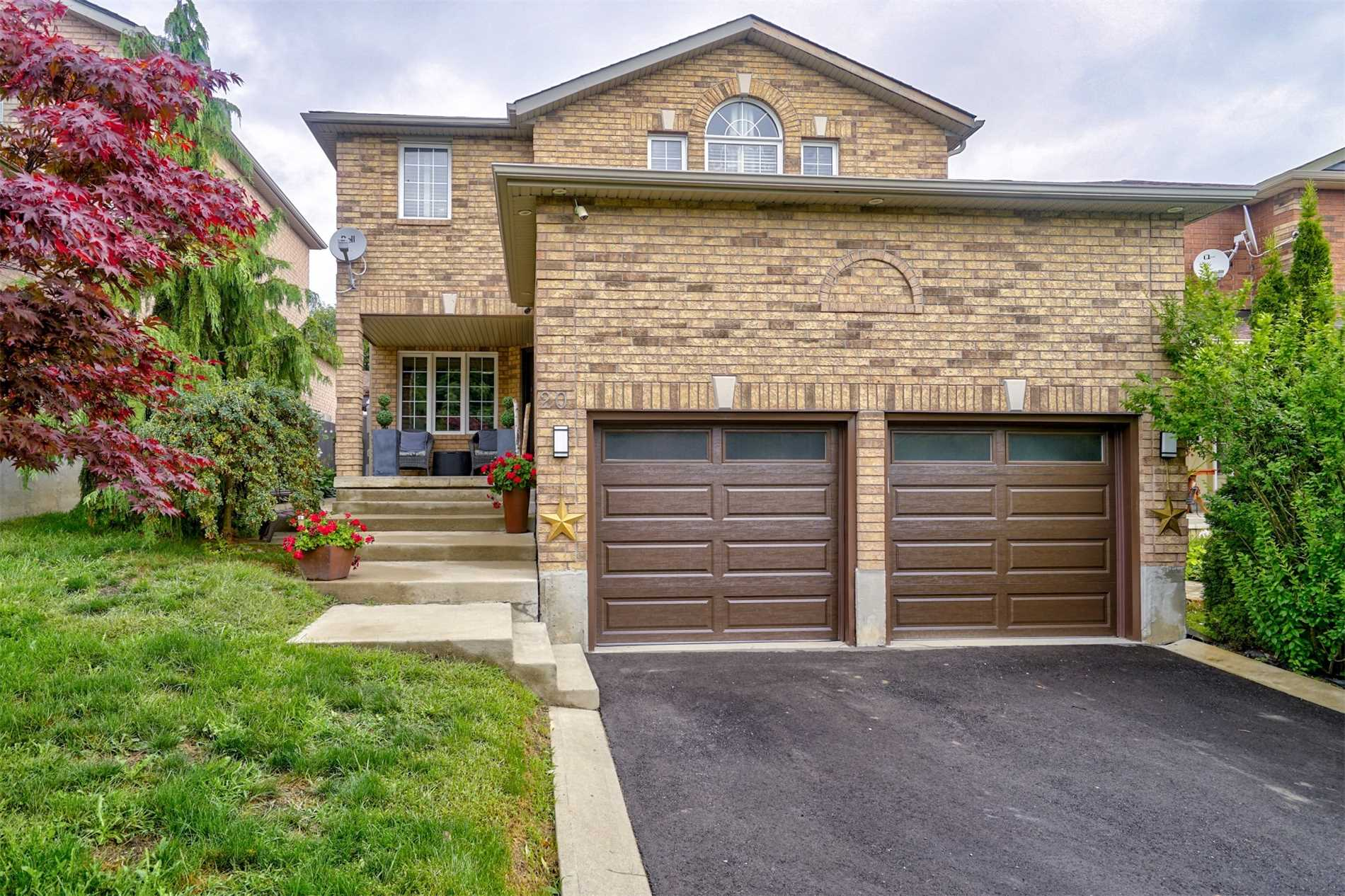 House for sale at 20 Roughley Street Bradford West Gwillimbury Ontario - MLS: N4312984