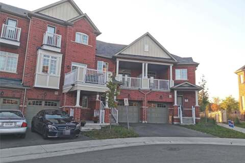 Townhouse for rent at 20 Roy Grove Wy Markham Ontario - MLS: N4922322