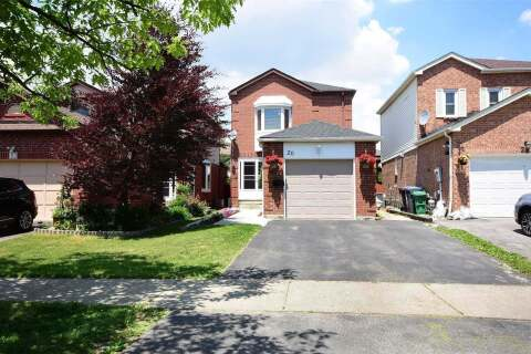 House for sale at 20 Rustywood Dr Brampton Ontario - MLS: W4801164