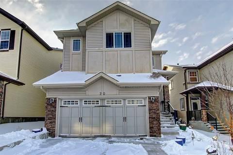 House for sale at 20 Sage Valley Cs Northwest Calgary Alberta - MLS: C4291326