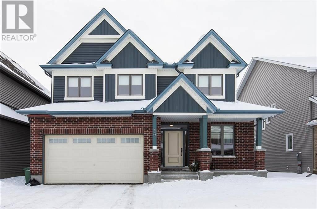 House for sale at 20 Sagebrush Cres Ottawa Ontario - MLS: 1179938