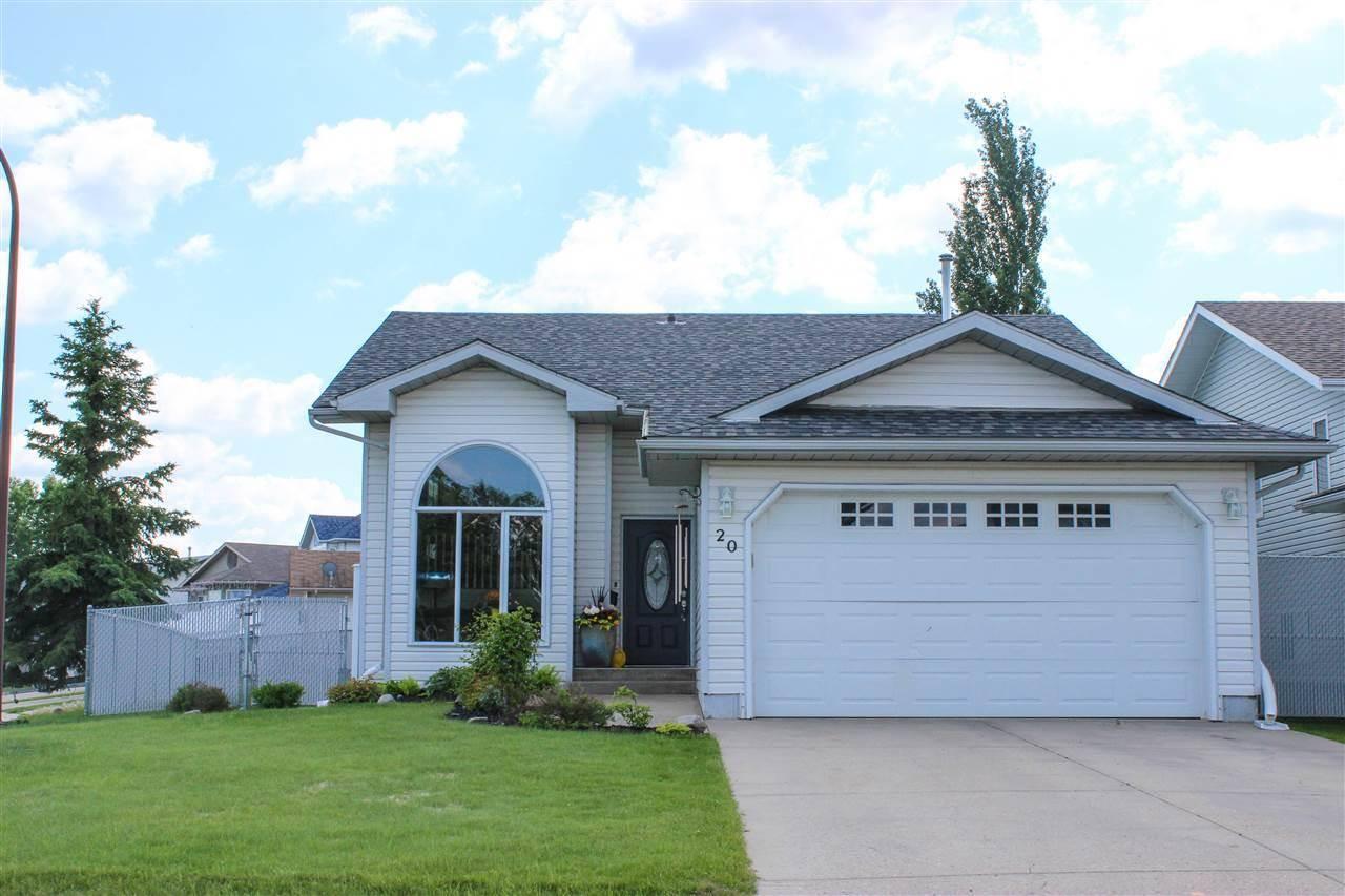 House for sale at 20 Sammut Pl Cold Lake Alberta - MLS: E4158217
