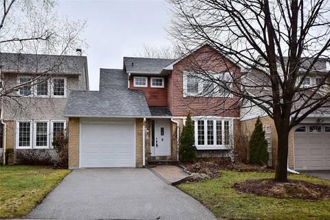 Home for sale at 20 Sandusky Cres Aurora Ontario - MLS: N4416282