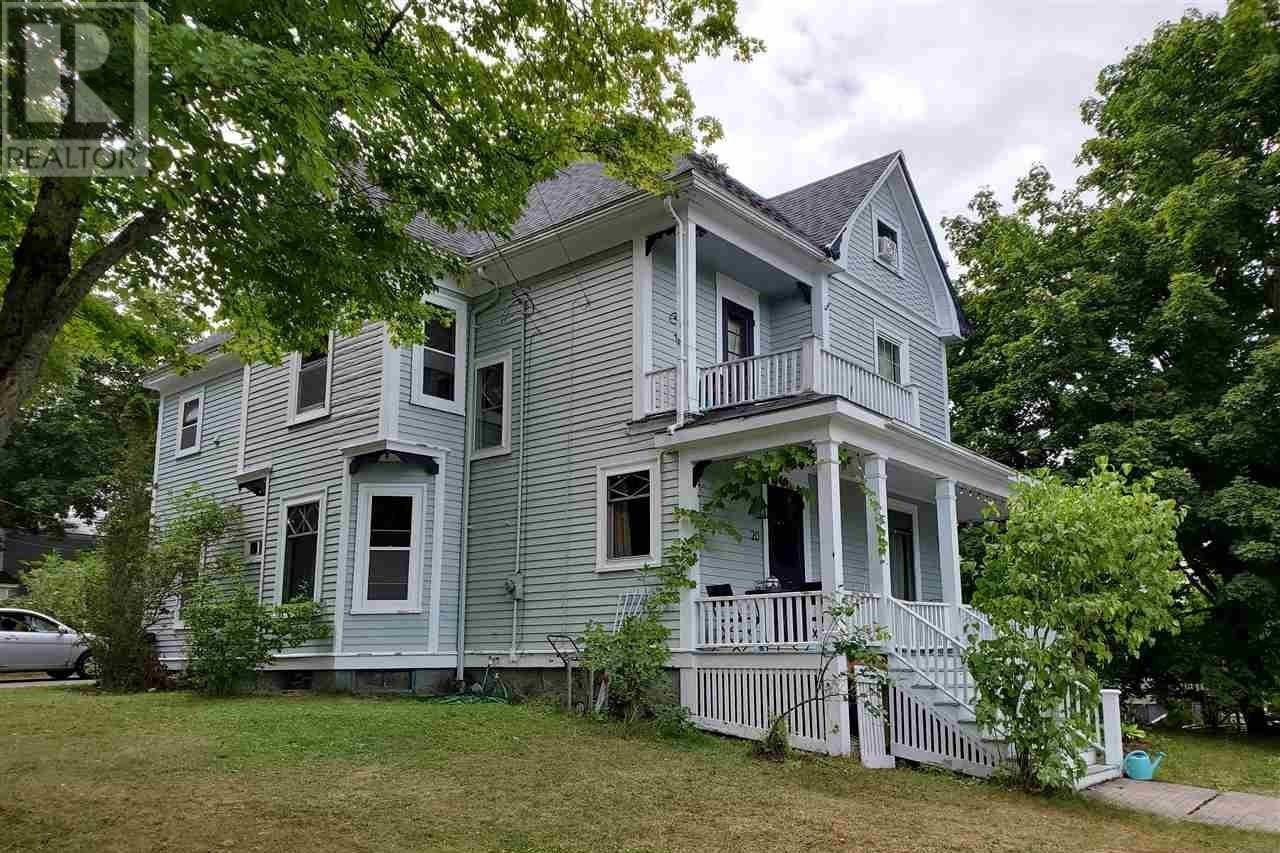 House for sale at 20 Scotia St Bridgewater Nova Scotia - MLS: 202016298
