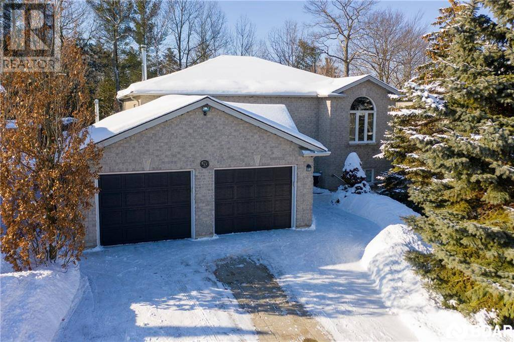 House for sale at 20 Sedgewood Wy Barrie Ontario - MLS: 30793671