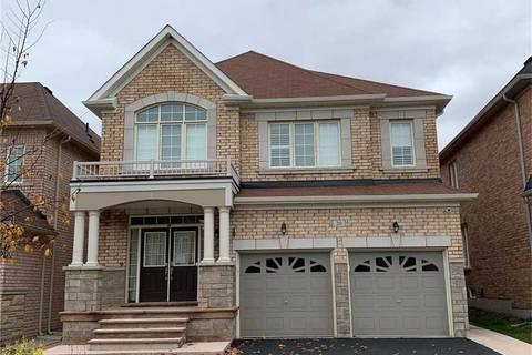 House for rent at 20 Selsdon St Brampton Ontario - MLS: W4623022