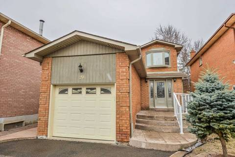 House for sale at 20 Shenstone Ave Brampton Ontario - MLS: W4413986