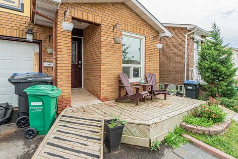 House for sale at 20 Simmons Blvd Brampton Ontario - MLS: W4523645
