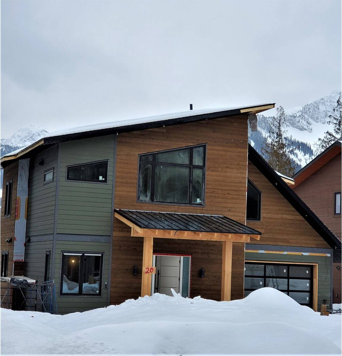 House for sale at 20 Single Track Way  Fernie British Columbia - MLS: 2450943