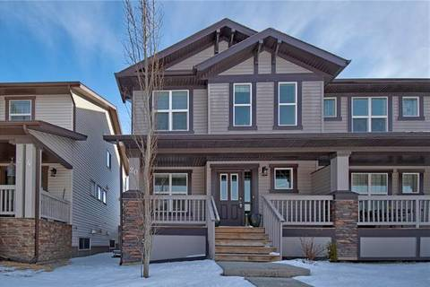 Townhouse for sale at 20 Skyview Ranch Ln Northeast Calgary Alberta - MLS: C4288074
