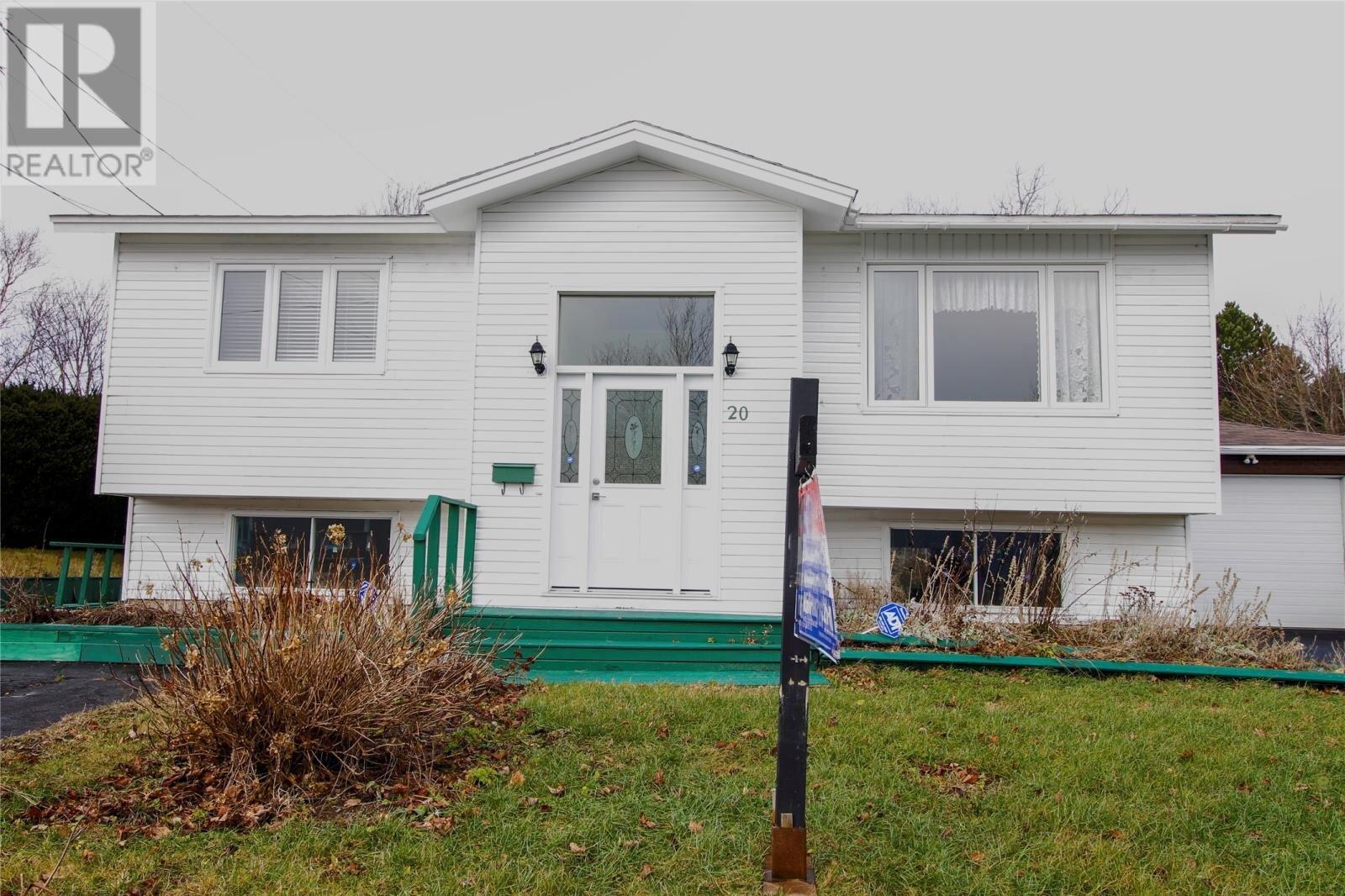 House for sale at 20 Spratt Pl St John's Newfoundland - MLS: 1224555