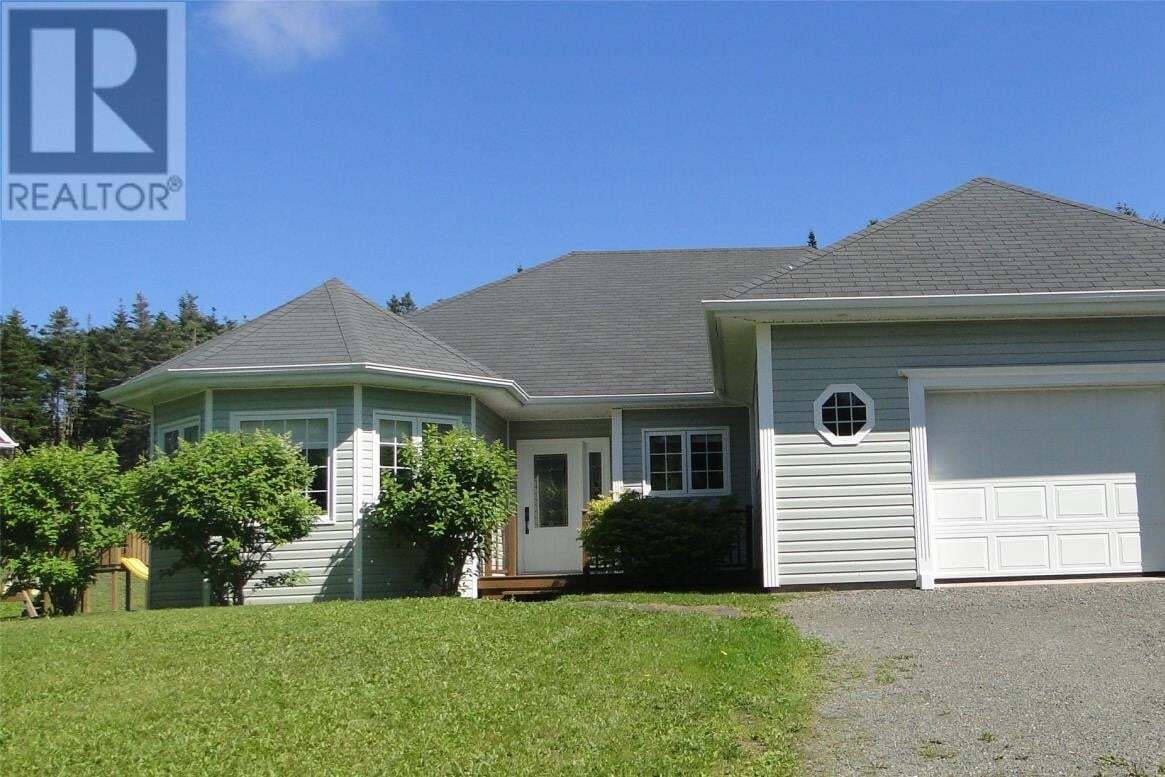 House for sale at 20 Stapletons Rd Marystown Newfoundland - MLS: 1182566