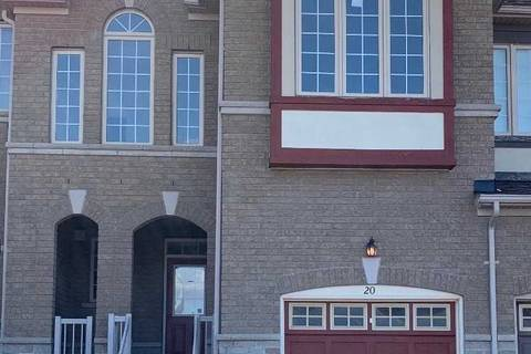 Townhouse for sale at 20 Starwood Rd Vaughan Ontario - MLS: N4445867