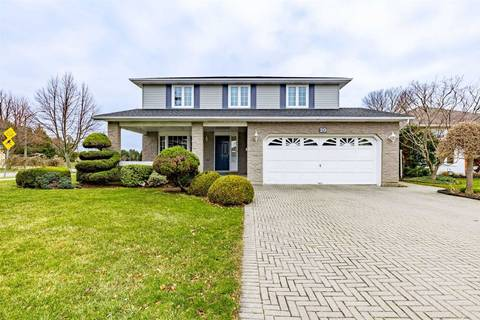 House for sale at 20 Stonebridge Gt St. Catharines Ontario - MLS: X4732802