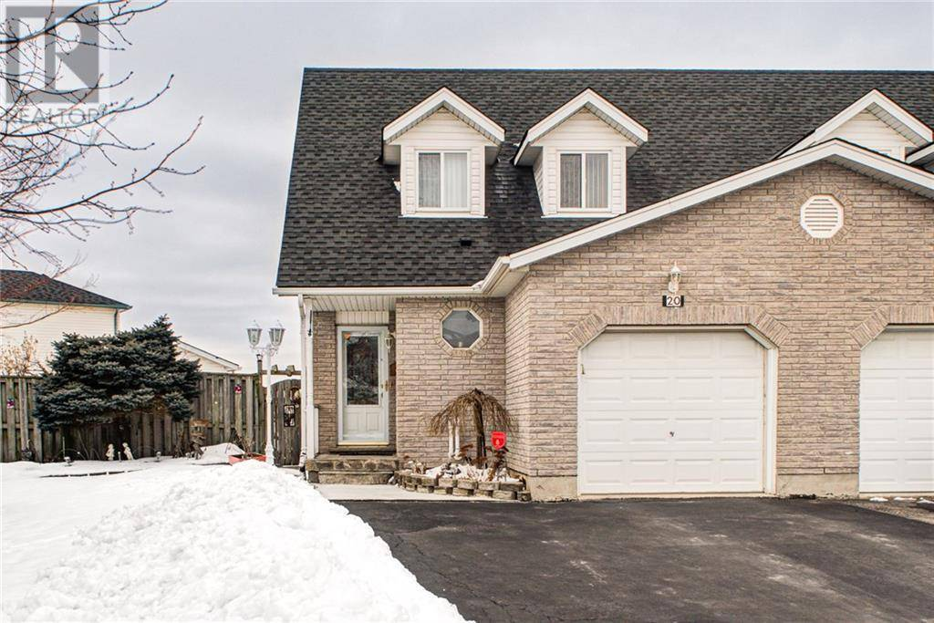 House for sale at 20 Stonecairn Dr Cambridge Ontario - MLS: 30792256