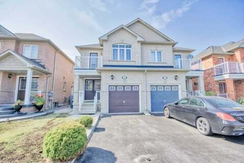 Townhouse for sale at 20 Sugarberry Dr Brampton Ontario - MLS: W4823685