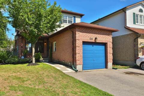 House for sale at 20 Summerlea Ct Clarington Ontario - MLS: E4860696