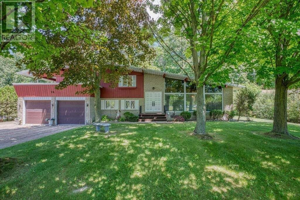 House for sale at 20 Sunning Hill Dr Port Dover Ontario - MLS: 30815447