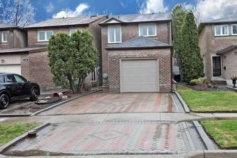 House for sale at 20 Swinton Cres Vaughan Ontario - MLS: N4424921