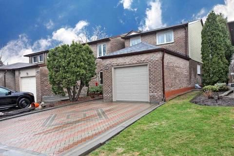 House for sale at 20 Swinton Cres Vaughan Ontario - MLS: N4454037