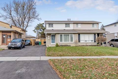 Townhouse for sale at 20 Tindale Rd Brampton Ontario - MLS: W4645790