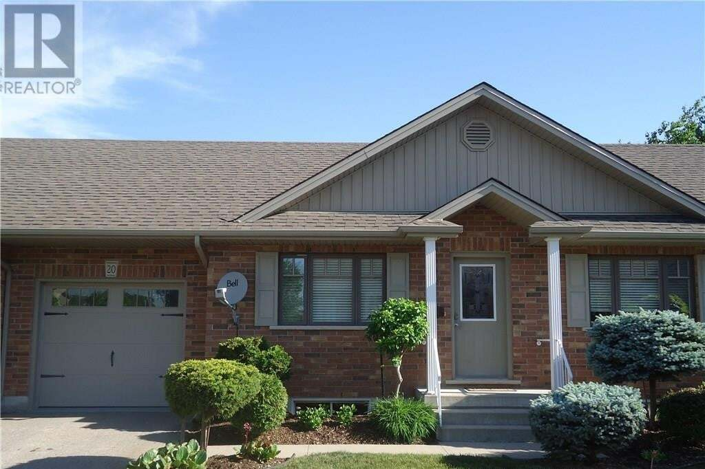 Townhouse for sale at 20 Trinity Ln Waterford Ontario - MLS: 30811300