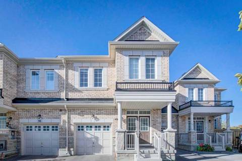 Townhouse for sale at 20 Twinflower Ct Toronto Ontario - MLS: E4602662